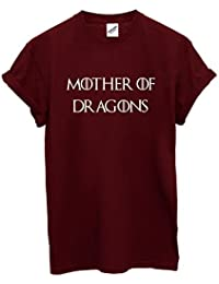 Mother Of Dragons T Shirt - Game Of Thrones khaleesi