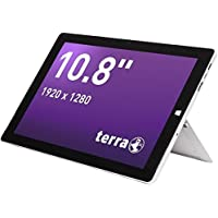 'Wortmann AG Terra PAD 106264GB Tablet–Tablets (27.4cm (10.8), 1920x 1280Pixel, 64GB, 4GB, 1.44GHz, Black, Silver)