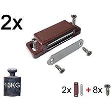 Suchergebnis auf Amazon.de für: magnete für schranktüren