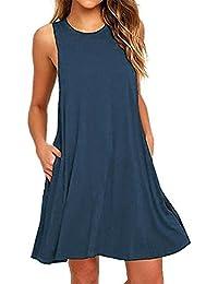 1acc84895d7 Amazon.fr   dans le - Robes   Femme   Vêtements