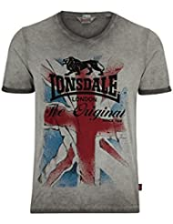 Lonsdale T-Shirt Slim Fit Chinnor