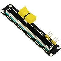 Sharplace Potenciómetros Deslizantes con Motor Herramientas de Jardinería Hogar para Arduino/Arm/Microcontrolador