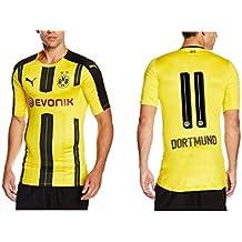Puma–Camiseta del Borussia Dortmund etiqueta 2016/17–para hombre, Medium (74981801)