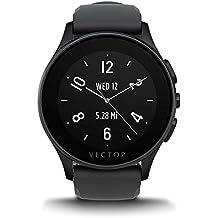 Vector Luna Smartwatch Sport in Silicone, Nero