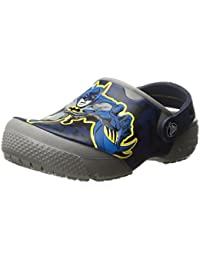 crocs Crocsfunlab Batman Clogs