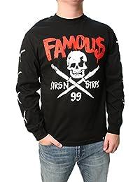 Famous Stars and Straps Men's Stick It Graphic T-Shirt