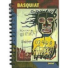 Jean-Michel Basquiat Spiral Bound Lined Blank Journal by Jean-Michel Basquiat (2002-08-01)