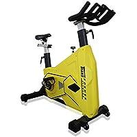 Lcyy-Bike Bicicleta Entrenadores Manual Ajustable Resistencia 22,5 Kg Volante Cardio Workout con