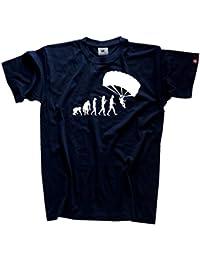 STANDARD EDITION PARAGLIDER EVOLUTION (Motiv als T-Shirt, Girlie, Kids, Longsleeve oder Hoody)