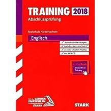 Training Abschlussprüfung Realschule Niedersachsen - Englisch mit MP3-CD - inkl. Online-Prüfungstraining