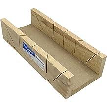 Silverline 991703 - Caja de inglete (365 x 110 mm)