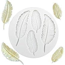 Molde Vivin de silicona para tartas con diseño de sarta de perlas