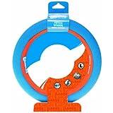 Chuckit Fetch Rad Hundespielzeug, 25x 6cm, groß