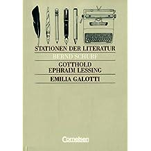 Stationen der Literatur, Emilia Galotti