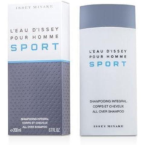 ISSEY MIYAKE Shampoo De Ducha L'Eau D'Issey Sport 200 ml  200 ml