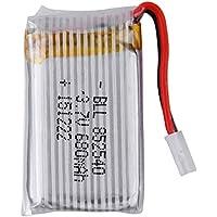 Fantasyworld 3.7V 680mAh Recargable Li-Po batería para X5 reemplazo Duradero de Piezas SYMA X5c-1 X5c de la batería de Control Remoto Juguetes