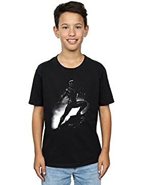 Marvel Niños Black Panther Standing Pose Camiseta
