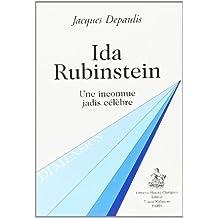 Ida Rubinstein: Une inconnue jadis célèbre