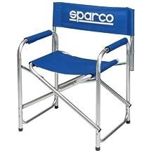 Sparco S0990058 Paddock Silla, Azul
