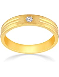 [Sponsored]Malabar Gold And Diamonds Mine Collection 18k (750) Yellow Gold And Diamond Ring