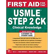 [(First Aid for the USMLE Step 2 CK)] [Author: Tao Le , Vikas Bhushan] published on (January, 2016)