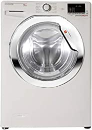 Hoover 10Kg Washing Machine, 1500 RPM, White, DXOC510C3/1-80, 1 Year Warranty