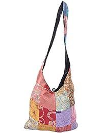 Holi Fashion Girls' Sling Bag (White)