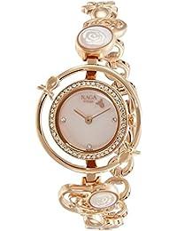 Titan Raga Aurora Analog Pink Dial Women's Watch-NK95047WM01