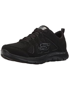 Skechers Sport Women's 12761, Damen Sneaker Schwarz One Size