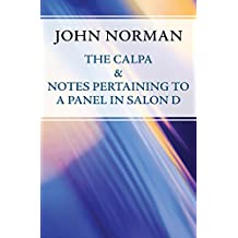 The Calpa & Notes Pertaining to a Panel in Salon D (English Edition)