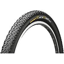 "Continental Race King - Cubiertas para bicicleta (29"", 29x2.20, 55-622), color negro"
