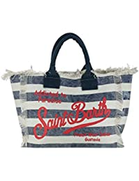 dc63e63c00 Mc2 Saint Barth borsa in tessuto canvas VANITY LIG61R VANITY