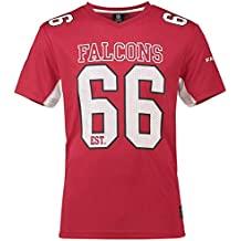 NFL Atlanta Falcons Camiseta Rojo