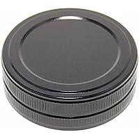 JJC Filter Protecting Metal Stack Cap 55mm [JU8002]