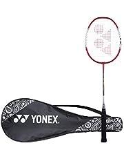 Yonex ZR Series Aluminum Strung  Badminton Racquet with Full Cover