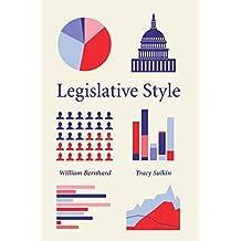 Legislative Style (Chicago Studies in American Politics) (English Edition)