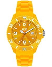 Ice-Watch Unisex Armbanduhr Big Big Sili Collection Orange SI.GL.B.S.10