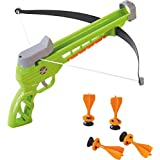 HABA 302508 Ballesta de juguete arma de juguete - Armas de juguete (Ballesta de juguete, 8 año(s), Negro, Verde, Gris, Naranja, De plástico, Caucho, 31 cm, 390 mm)