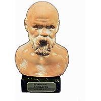 f5796bf91 Estia Creations Socrates Sculpture Busto Greco filosofo Artefatto