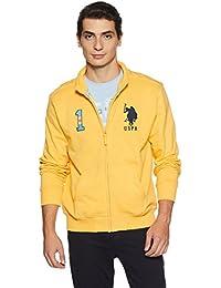 U.S.Polo Association Men's Casual Sweat Shirt