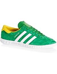 adidas Hamburg Calzado green/white