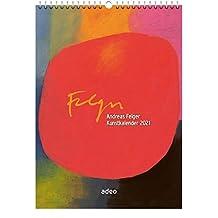Kunstkalender 2021- Wandkalender