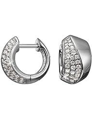 Esprit - ESCO90608A000 - Diversity Glam - Boucles d'Oreilles Femme - Argent 925/1000 - 6.5 gr - Oxyde de zirconium Blanc