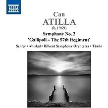Can Atilla: Sinfonie Nr. 2 in c-Moll