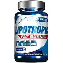 Quamtrax Nutrition Suplemento Lipotropic Fat Burner - 90 Cápsulas