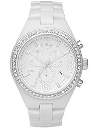 be0beeee7481 adidas Originals adidas Originals - Reloj analógico de cuarzo para mujer  con correa de caucho