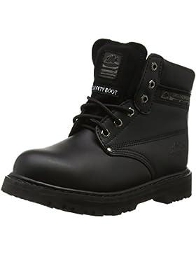 Groundwork SK21 L - Zapatos de Seguridad de Cuero Unisex