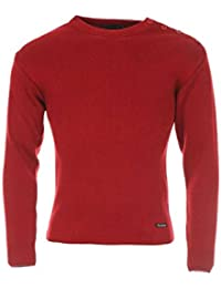 Armor Lux 0Pull Marin Uni Fouesnant - Pull - Uni - Manches longues - Homme