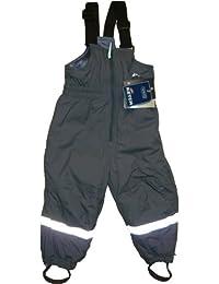 Ketch. Radio tionele–Pantalones de esquí Play.teflón hemipr oof 110246–4, Gris, hombre mujer, color gris, tamaño 12 meses (80 cm)
