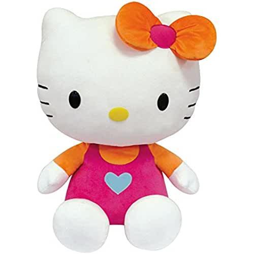 figuras kawaii Jemini - 022 868 - Hello Kitty - Felpa - 50 Cm - ACIDULEE